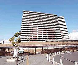 京都府宇治市六地蔵の賃貸マンションの外観