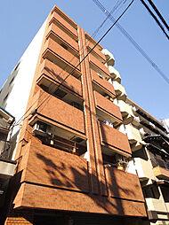 大阪府大阪市港区三先2丁目の賃貸マンションの外観