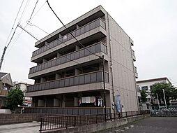 ベアーズガーデン[4階]の外観