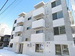 北海道札幌市西区二十四軒一条6丁目の賃貸マンションの外観