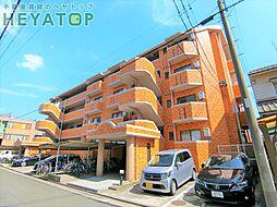 愛知県名古屋市南区鶴田2丁目の賃貸マンションの外観