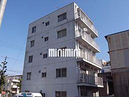 浅井コーポII[4階]の外観