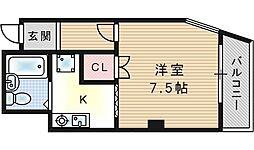 Daisei[3階]の間取り