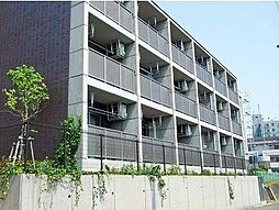 さぎぬま山荘 A棟 2階[2階]の外観