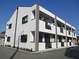 ルピナス矢作 2階[203号室]の外観