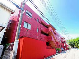 赤塚マンション[3階]の外観