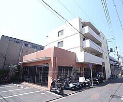 京都府京都市南区西九条東柳ノ内町の賃貸マンションの外観