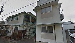 ハイツ洛風荘[10号室]の外観