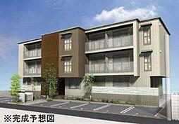 広島県広島市安佐南区祇園6丁目の賃貸マンションの外観