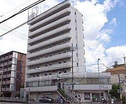 京都府京都市右京区西京極畔勝町の賃貸マンションの外観