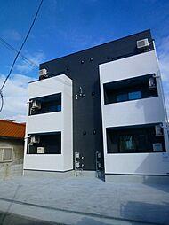 ラルーチェアビコ[1階]の外観