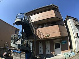 ラヴィール山手町[2階]の外観