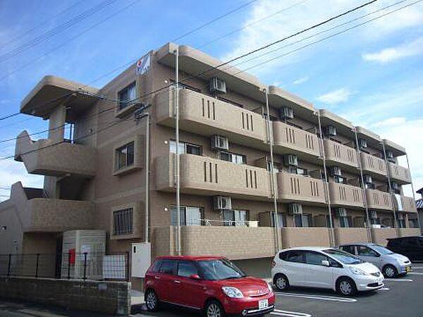 ラシーヌ平和台 2階の賃貸【宮崎県 / 宮崎市】