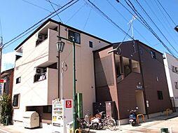 ポラリス周船寺駅前[102号室号室]の外観
