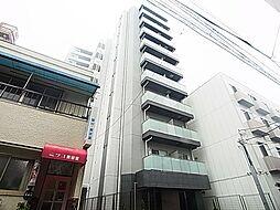 ベルシード千住パークサイド[7階]の外観