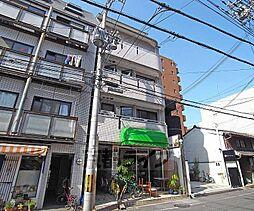 京都府京都市中京区左京町の賃貸マンションの外観