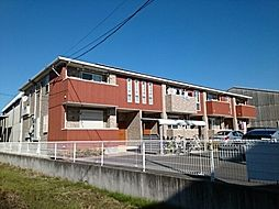 バロン・栗島[205号室]の外観