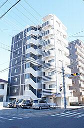 神奈川県厚木市幸町の賃貸マンションの外観