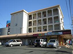コーラルハイツ松井[3階]の外観