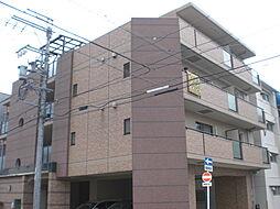 LIVELY CABIN[3階]の外観