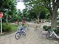 公園西大泉中央...