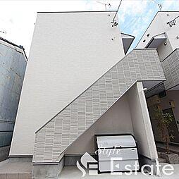 le cocon(ル・ココン)[1階]の外観