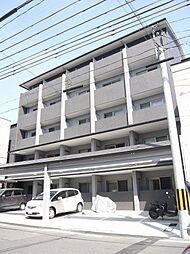 プリモベント円町[202号室]の外観