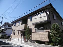 プラージュ武庫川[B106号室]の外観