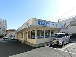 埼玉県草加市花栗1の賃貸マンションの外観