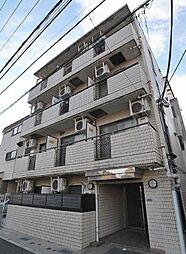 埼玉県朝霞市根岸台5丁目の賃貸マンションの外観