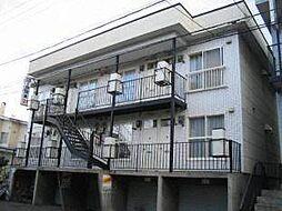 コーポ坂本21[2階]の外観