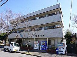 千葉県船橋市習志野台6丁目の賃貸マンションの外観