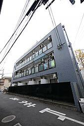 キューブ東大阪[3階]の外観