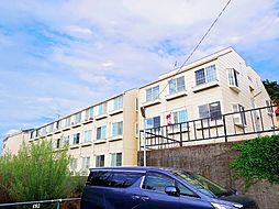 東京都清瀬市中里6丁目の賃貸アパートの外観