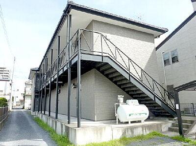 外観,1K,面積24.84m2,賃料3.6万円,JR常磐線 水戸駅 3.6km,,茨城県水戸市上水戸3丁目6番地