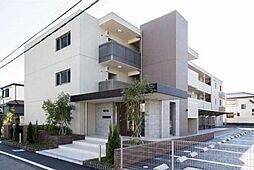 神奈川県藤沢市辻堂元町5丁目の賃貸マンションの外観