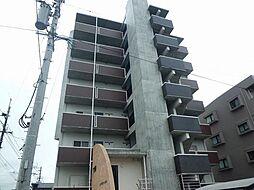 宮崎県宮崎市永楽町の賃貸アパートの外観