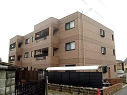 愛知県あま市新居屋新町の賃貸マンションの外観