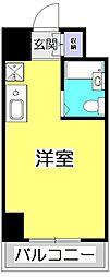 ヒルハウス コンフォートI[7階]の間取り
