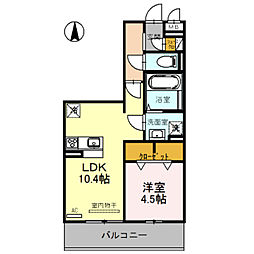 広畑駅 6.5万円