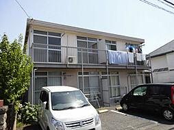 勝田サンコーポ B棟[201号室]の外観