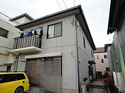 兵庫県明石市上の丸3丁目の賃貸アパートの外観