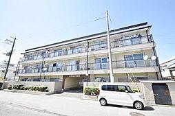 大阪府柏原市国分本町3丁目の賃貸マンションの外観