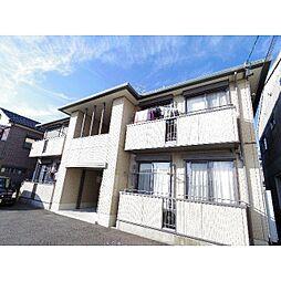 静岡県静岡市清水区八坂南町の賃貸アパートの外観