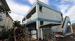 千葉県我孫子市並木6丁目の賃貸アパートの外観