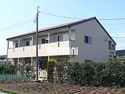 ハイツフレンド上福島[1階]の外観