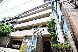 大阪府大阪市阿倍野区松崎町3の賃貸マンションの外観