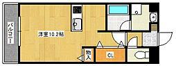 Sentosa2[3階]の間取り