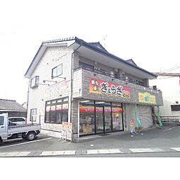静岡県浜松市東区半田町の賃貸アパートの外観