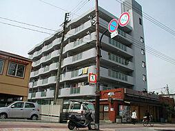 大阪府大阪市生野区巽北3丁目の賃貸マンションの外観